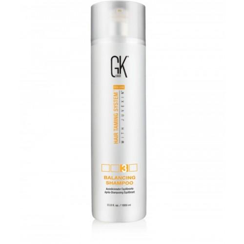 GKhair Восстанавливающий шампунь Balancing Shampoo 1000мл
